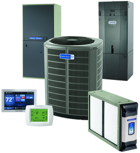 HVAC Equipment and thermostats